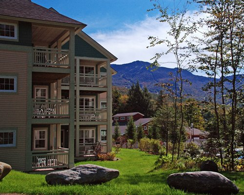 Smuggler's Notch Resort Timeshares
