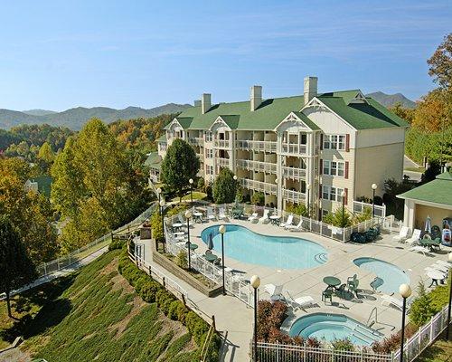 Sunrise Ridge Resort Timeshares