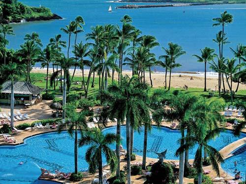 Marriott S Kauai Beach Club Timeshares