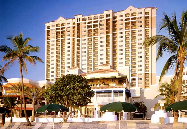 Marriott's BeachPlace Towers Timeshares