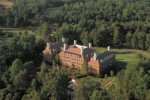 Marriott's Manor Club at Ford's Colony Timeshares