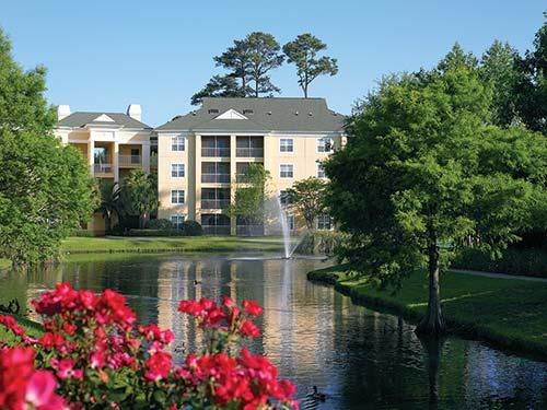 Sheraton Broadway Plantation Timeshares