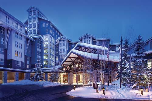 Marriott's MountainSide Timeshares
