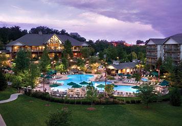 Marriott's Willow Ridge Lodge Timeshares