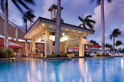 Marriott's Aruba Surf Club Timeshares