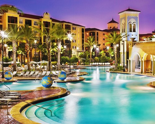 Hilton Grand Vacations Club at Tuscany Village Timeshares