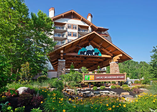 Holiday Inn Club Vacations Smoky Mountain Resort Timeshares