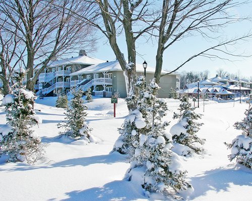 Shell Vacations Club at Carriage Ridge Resort Timeshares