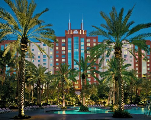Hilton Grand Vacations Club at the Flamingo Timeshares