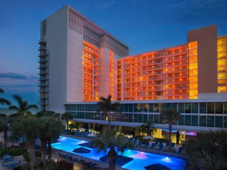 Marriott's Crystal Shores on Marco Island Timeshares