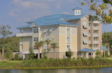 Bluewater Resort and Marina, by Spinnaker