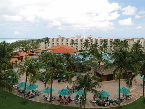 La Cabana Beach and Racquet Club Timeshares