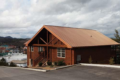 Lodges at the Great Smoky Mountains Timeshares
