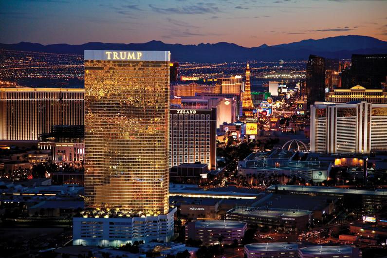 Hilton Grand Vacations Club at Trump International Hotel Las Vegas