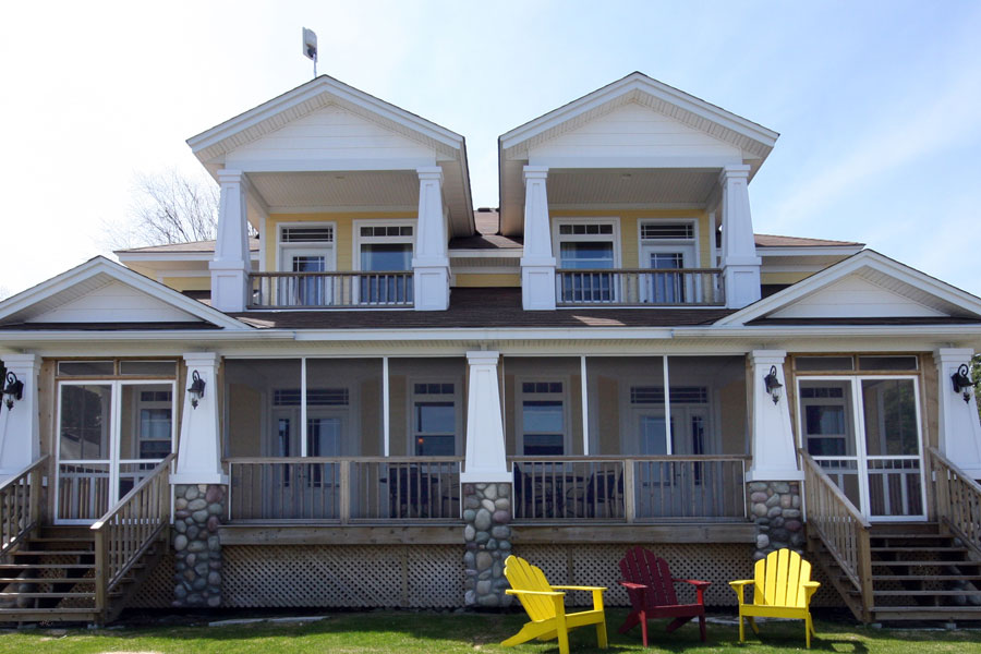 The Cottages at Port Stanton Timeshares