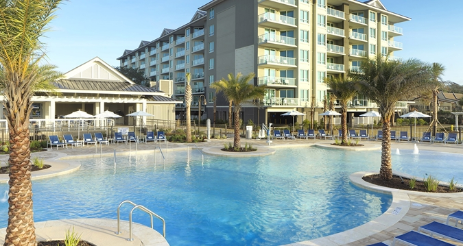 Ocean Oak Resort by Hilton Grand Vacations Club