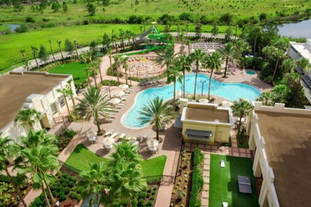 Las Palmeras by Hilton Grand Vacation Club Timeshares