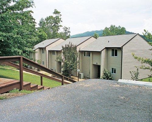 Massanutten's Mountainside Villas Timeshares