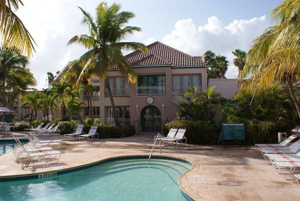 Caribbean Palm Village Timeshares